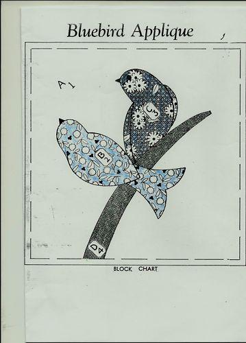 Applique Bird Quilt Tim Latimer Quilts Etc