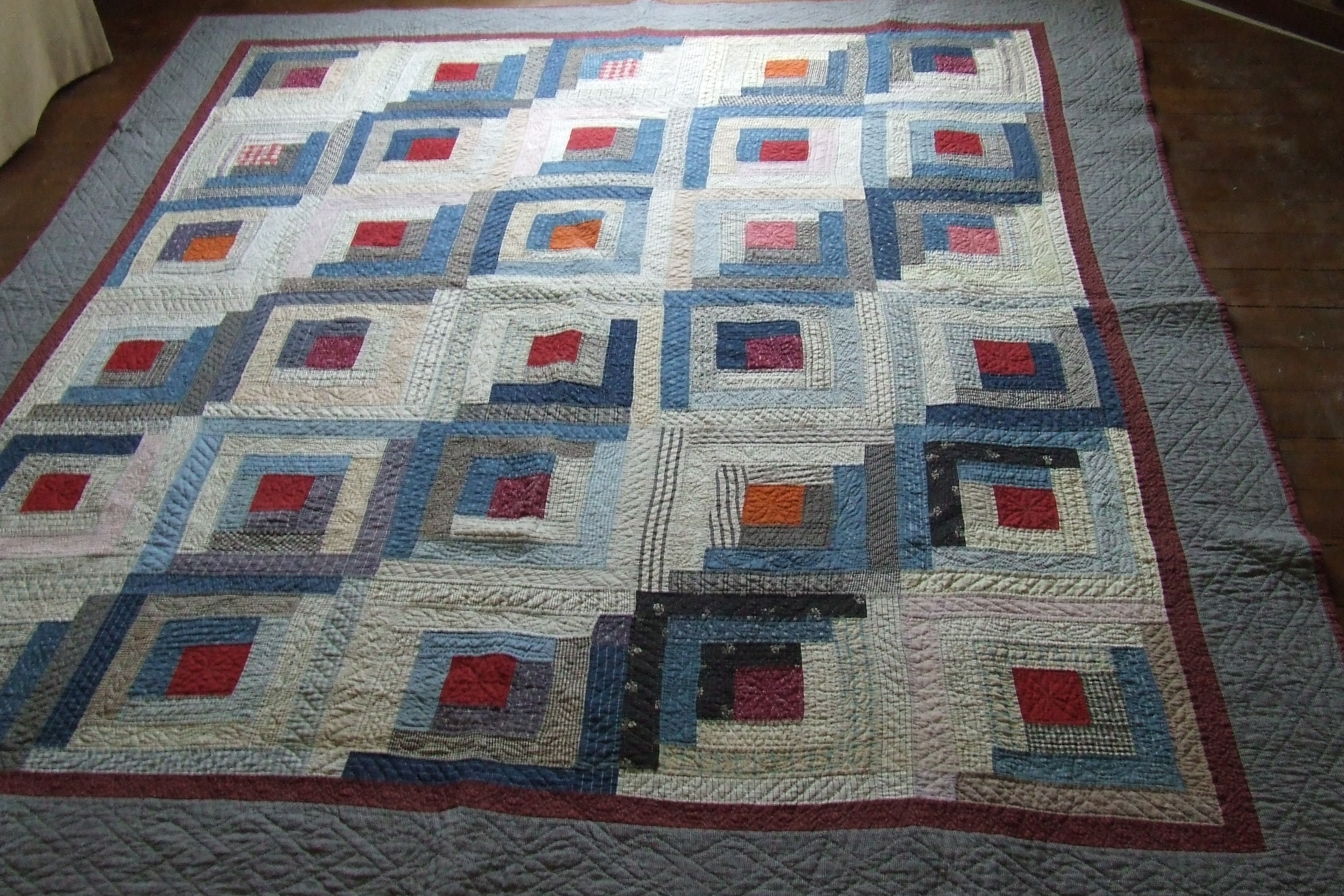 Log cabin quilts tim latimer etc