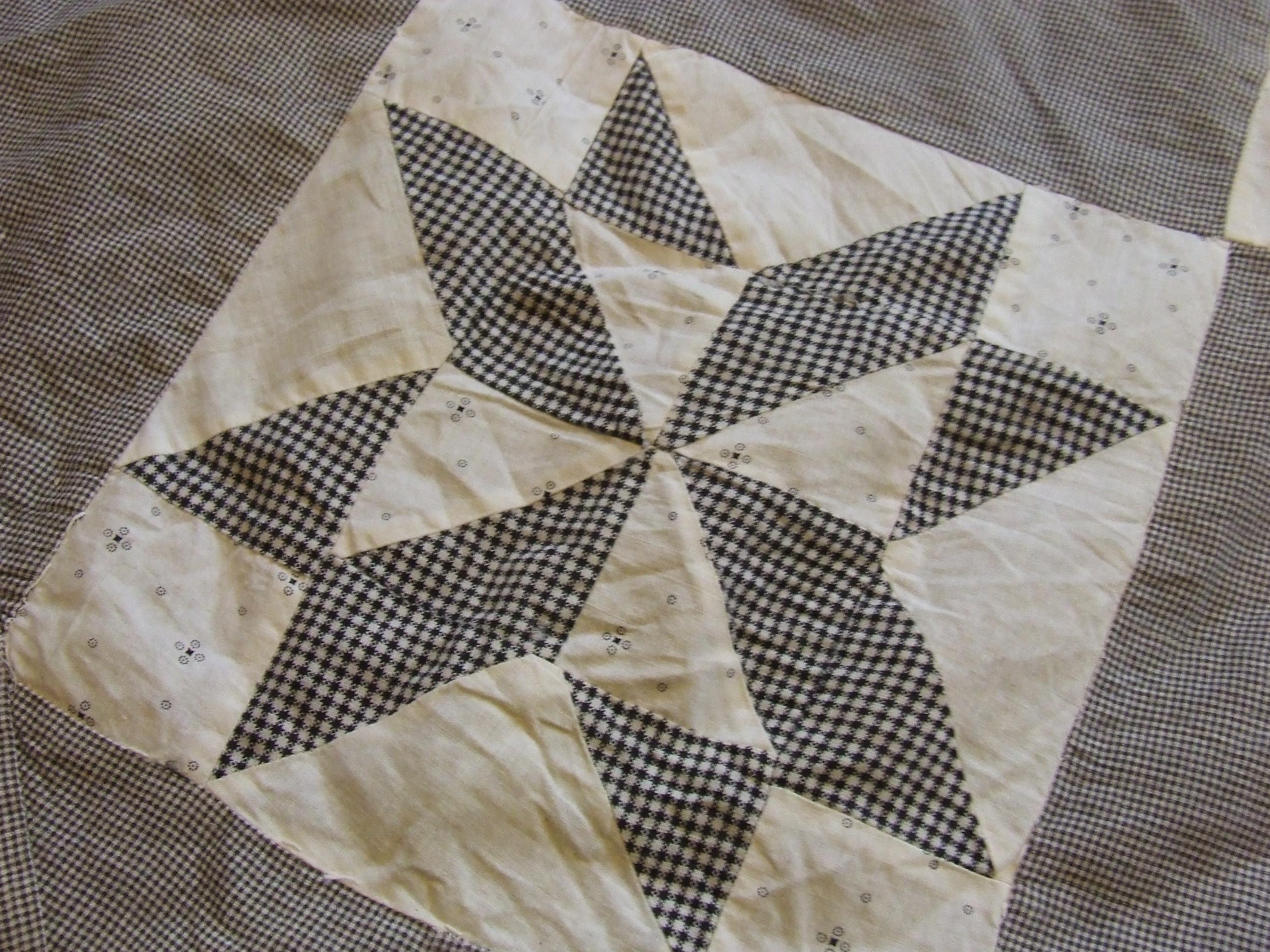 More Vintage Quilt Tops | Tim Latimer - Quilts etc : vintage quilt tops - Adamdwight.com