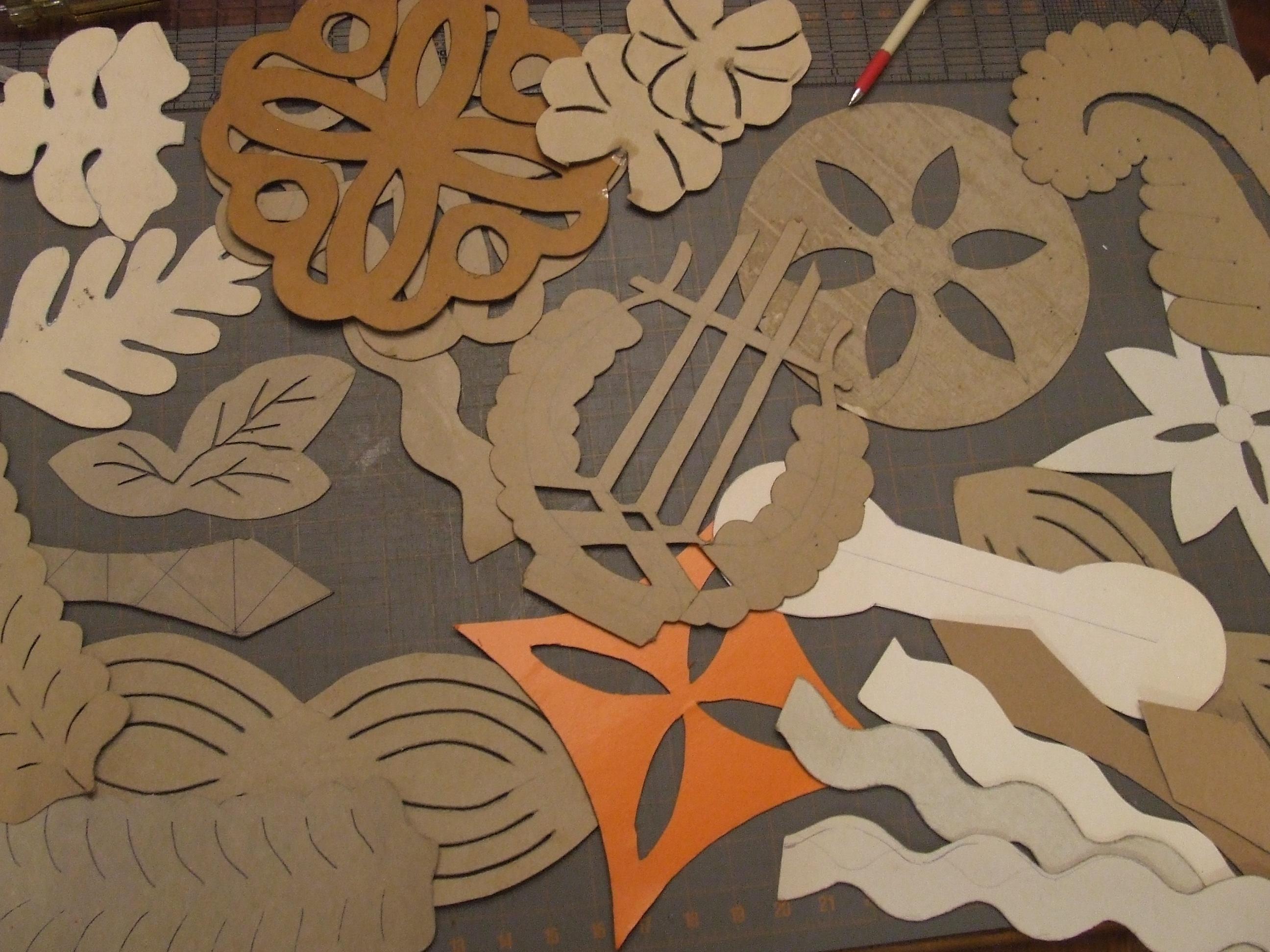 Vintage Quilt Templates Tim Latimer - Quilts etc