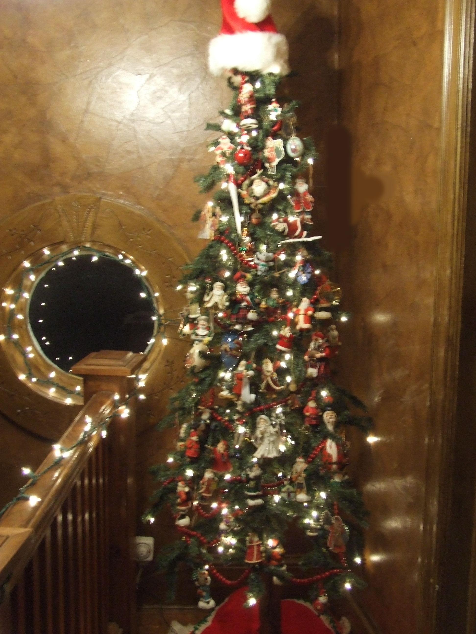 santa trees - Santa Trees