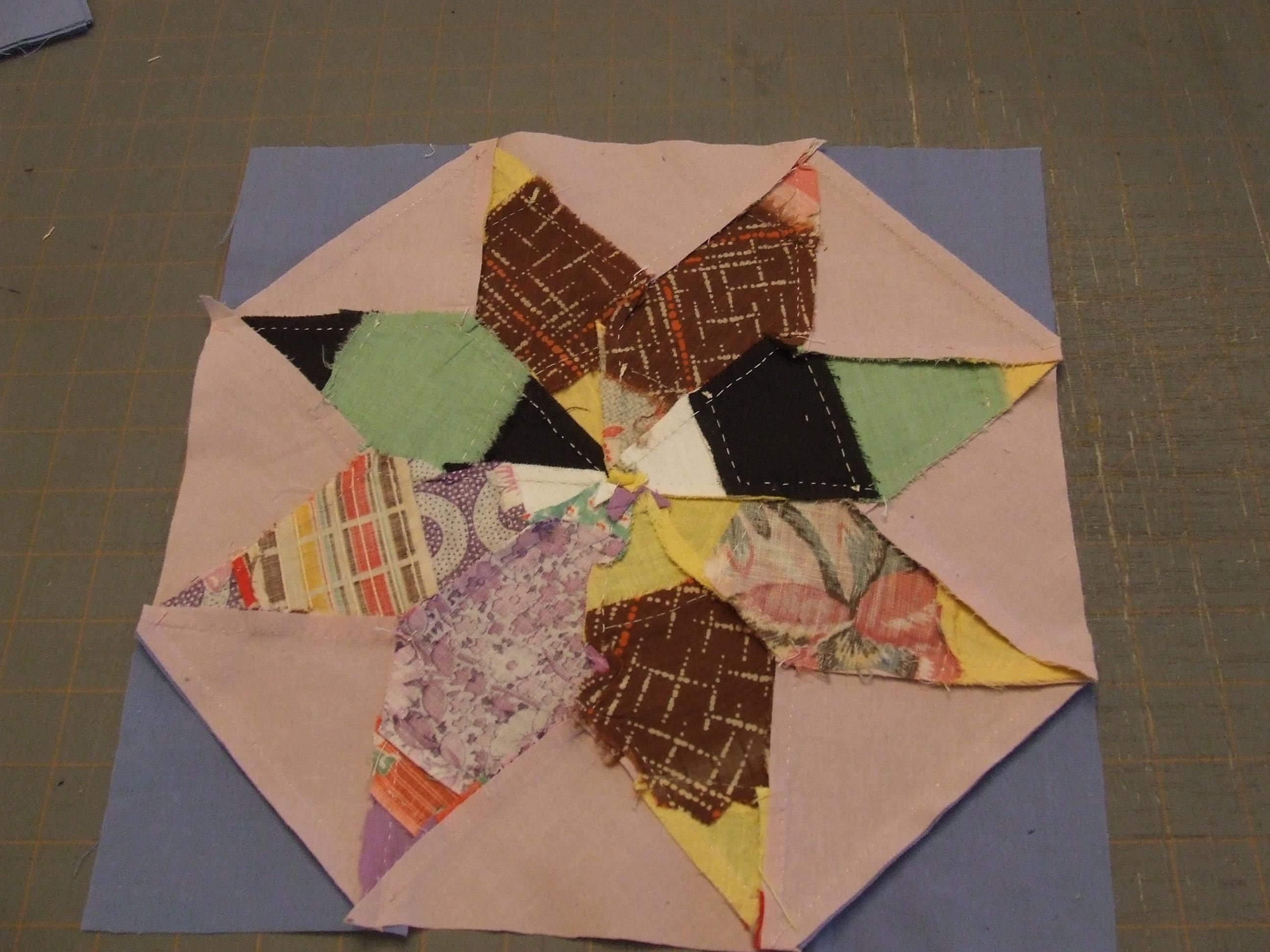 String Of Lights Quilt Pattern : string star quilt blocks Tim Latimer - Quilts etc