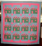 eBay Item number: 390270321230  (finished quilt) Buy it now price $1,600