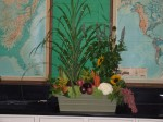 floral design using vegetables 4
