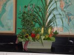 floral design using vegetables 7