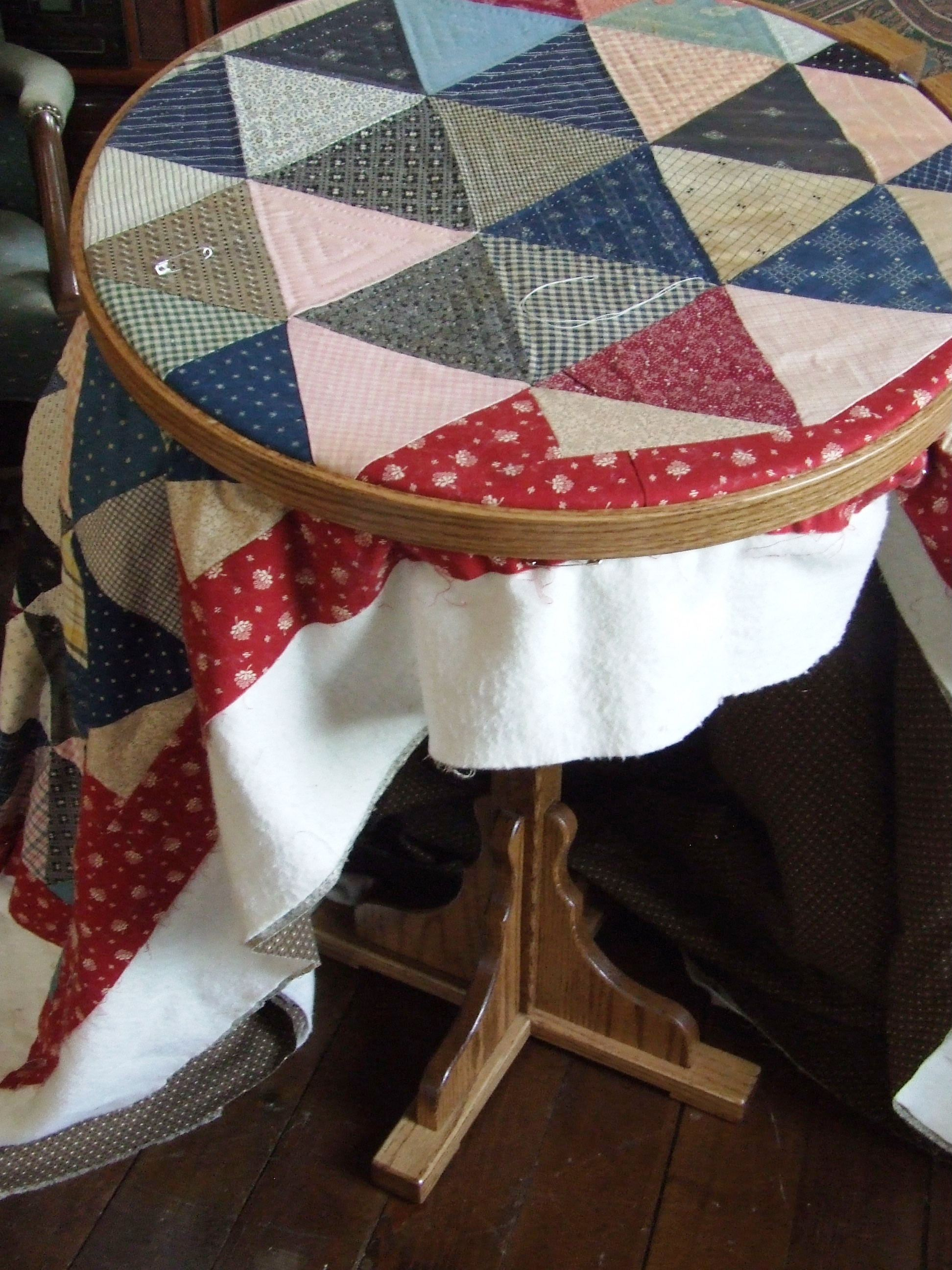 quilt hoop | Tim Latimer - Quilts etc : grace quilting hoop - Adamdwight.com
