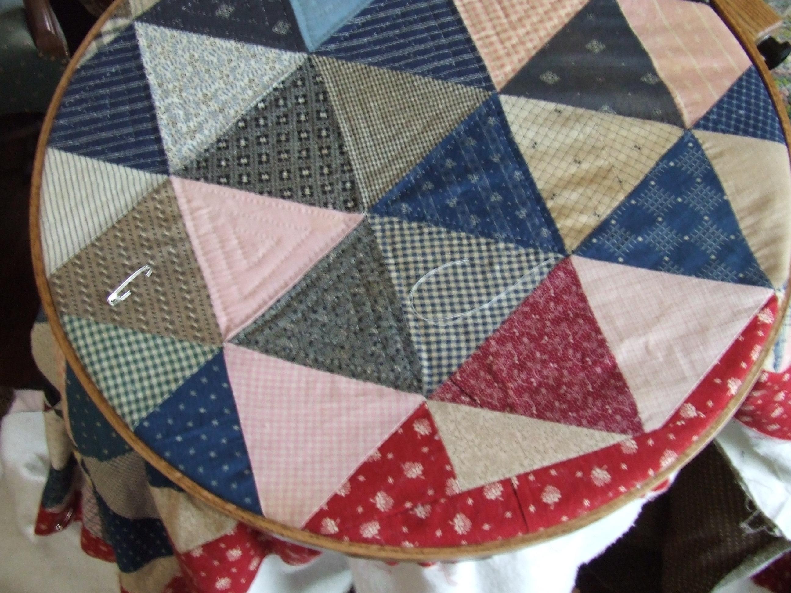 Quilt frame | Tim Latimer - Quilts etc