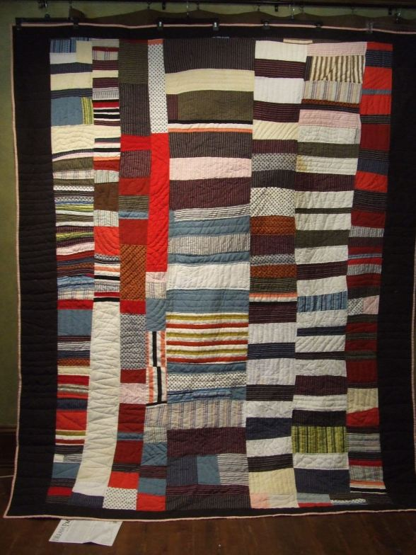 utility quilt done