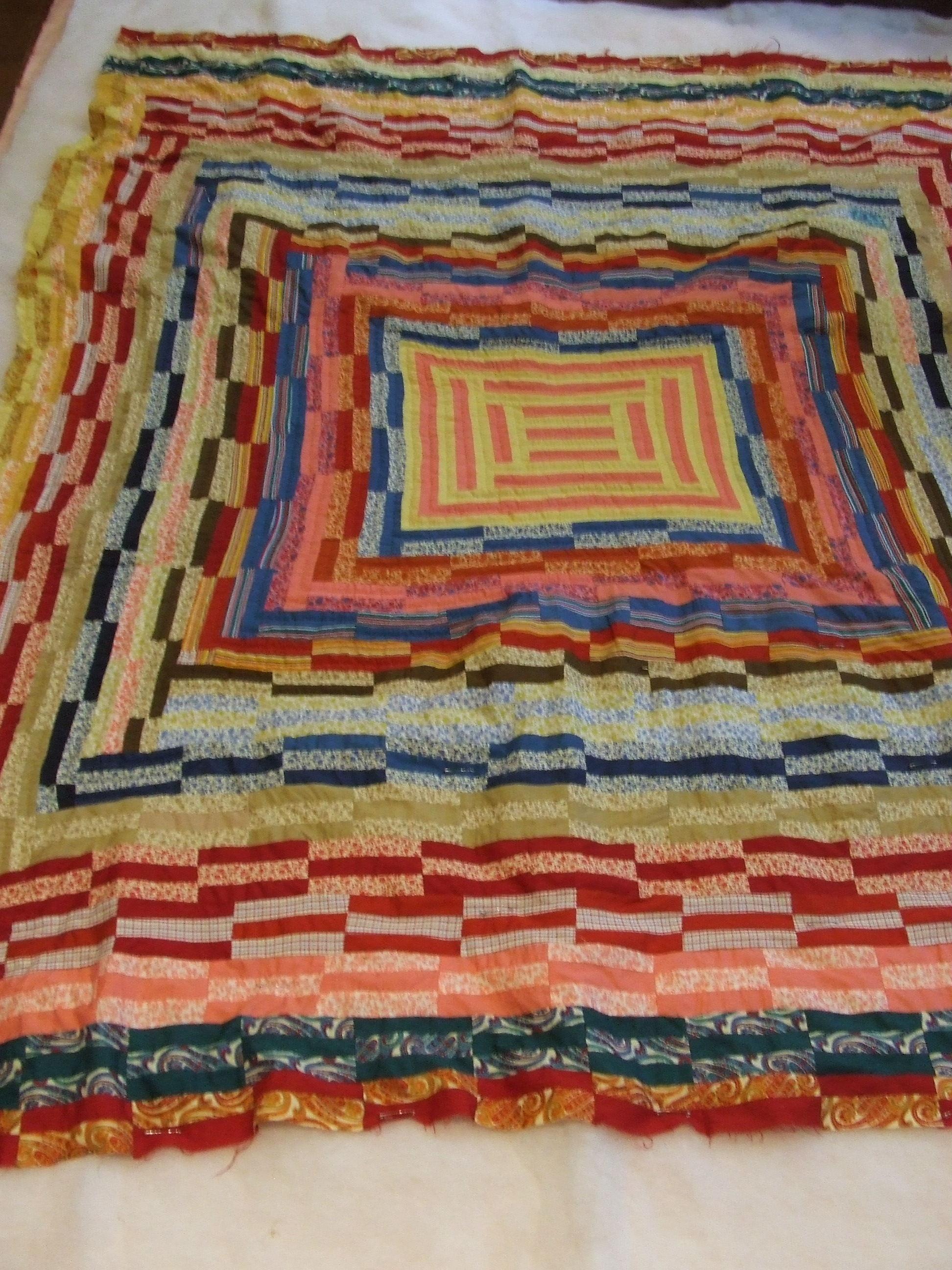 strip quilt Tim Latimer - Quilts etc