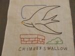 chimney swallow
