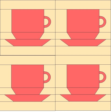 Coffee Cup Quilt Tim Latimer Quilts Etc