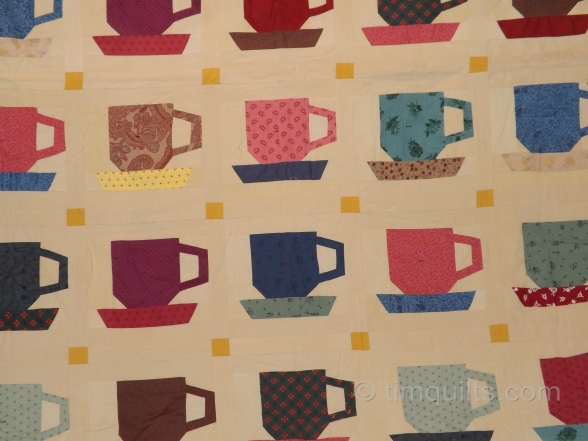 Coffe Cup Quilt Pattern Tim Latimer Quilts Etc