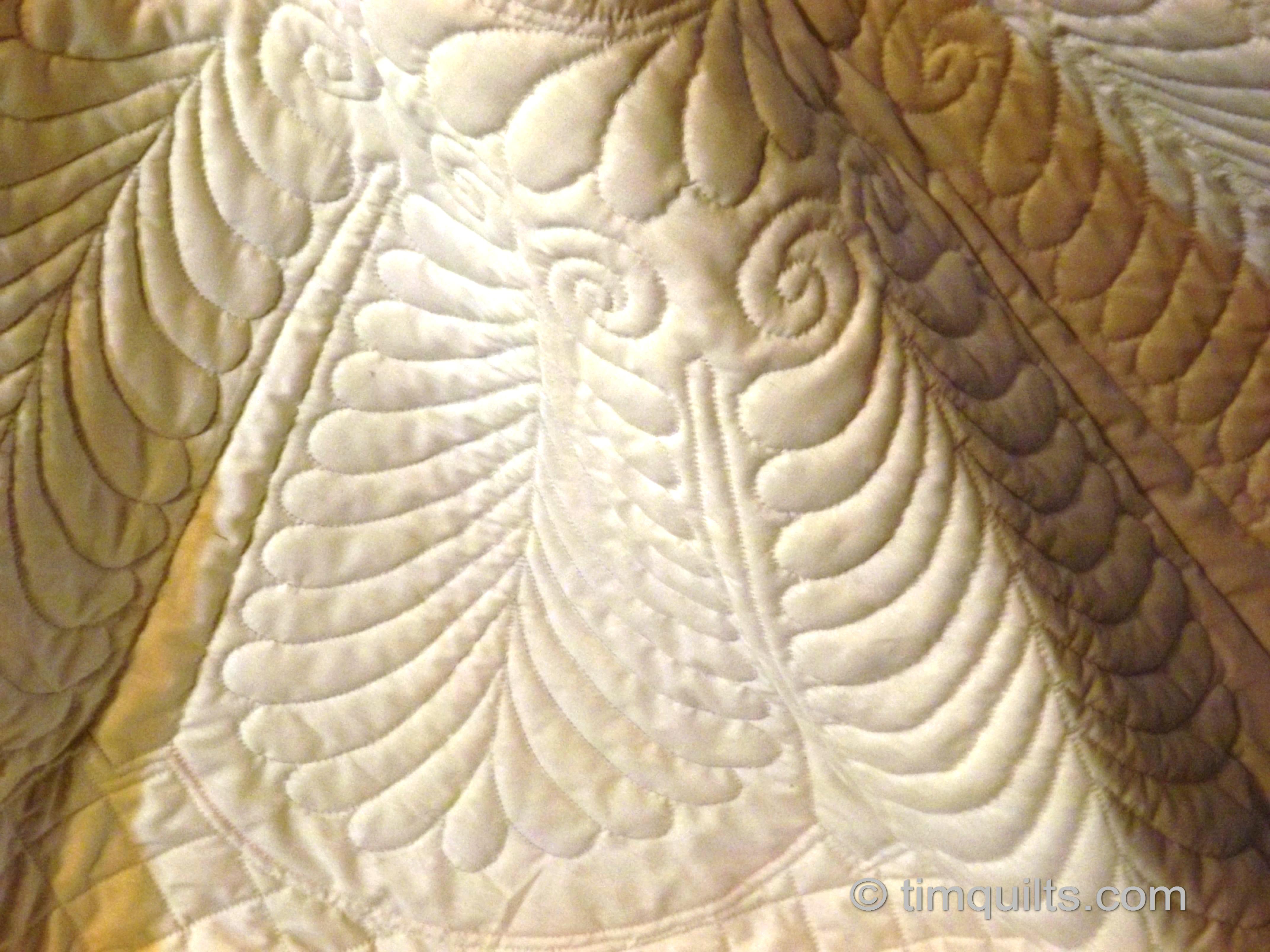 Stippling and Hand Quilting | Tim Latimer - Quilts etc : stippling a quilt - Adamdwight.com