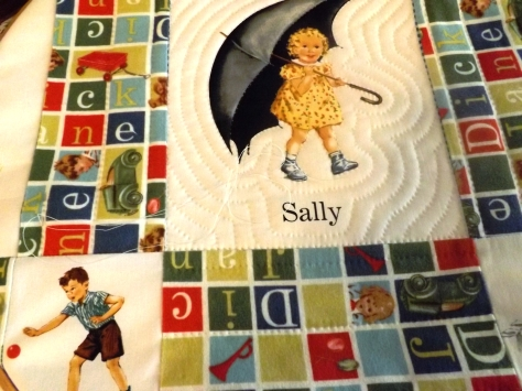 dick and jane quilting 001