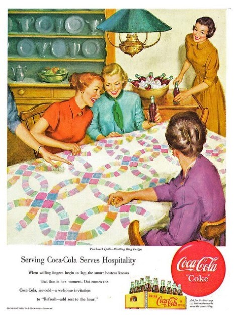 quilting-bee-coca-cola