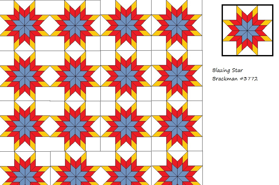 Blazing Star quilt top | Tim Latimer - Quilts etc : blazing star quilt - Adamdwight.com