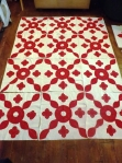 antique red applique blocks 002