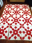 antique red applique blocks 008