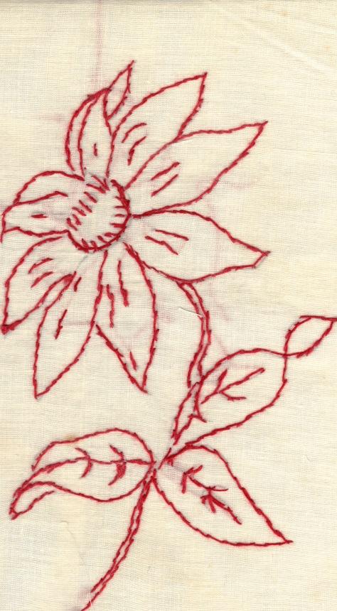 Redwork Some Vintage Patterns To Download Tim Latimer
