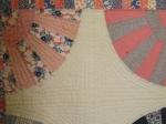 Vintage Fan quilt 011
