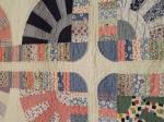 Vintage Fan quilt 012