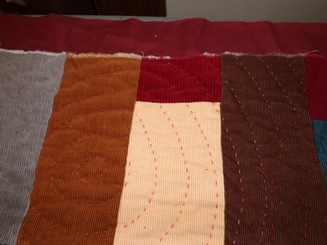 corduroy quilt finish 008