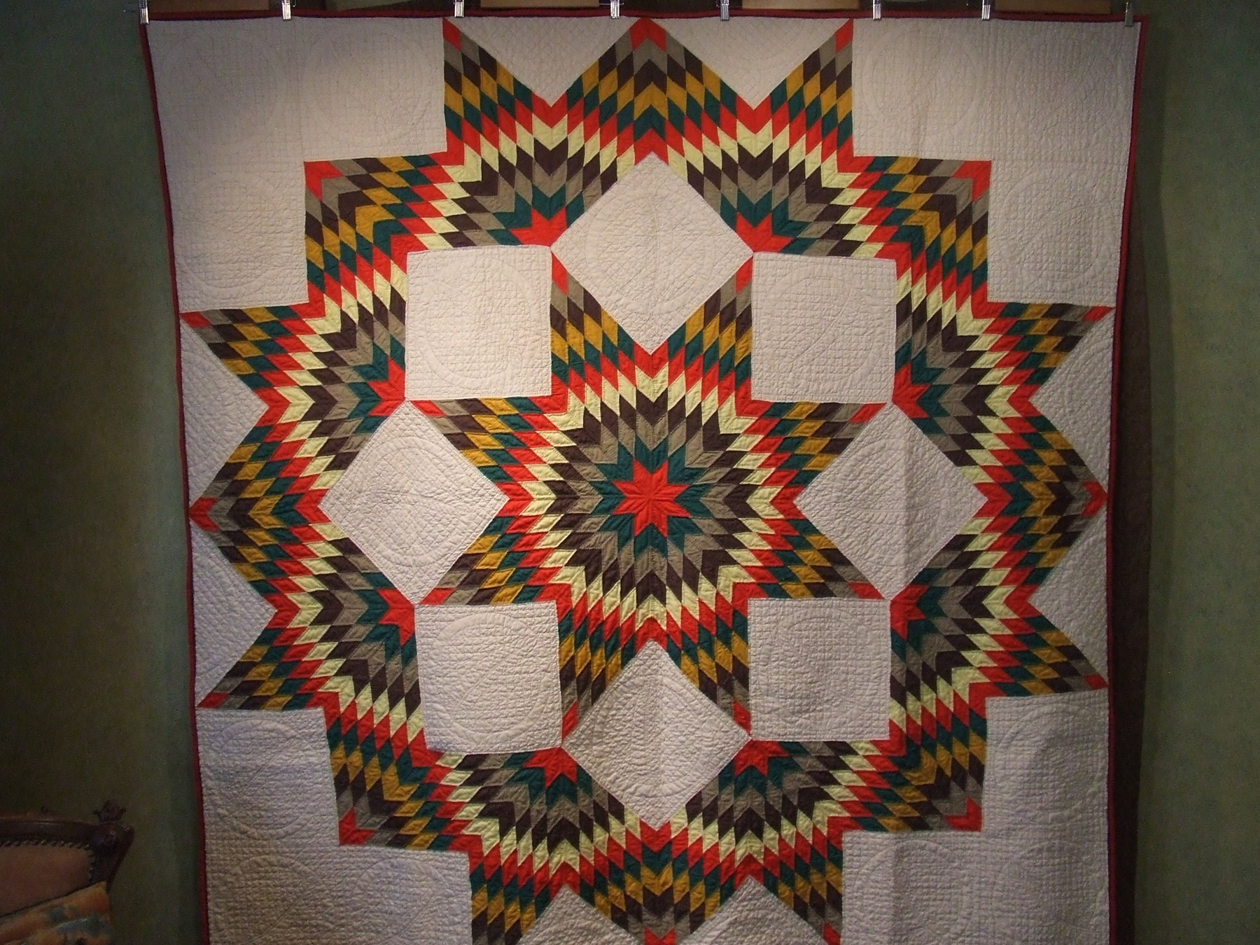 Fabric and Friends at the Rocky Mountain Quilt Museum   Tim ... : rocky mountain quilt museum - Adamdwight.com