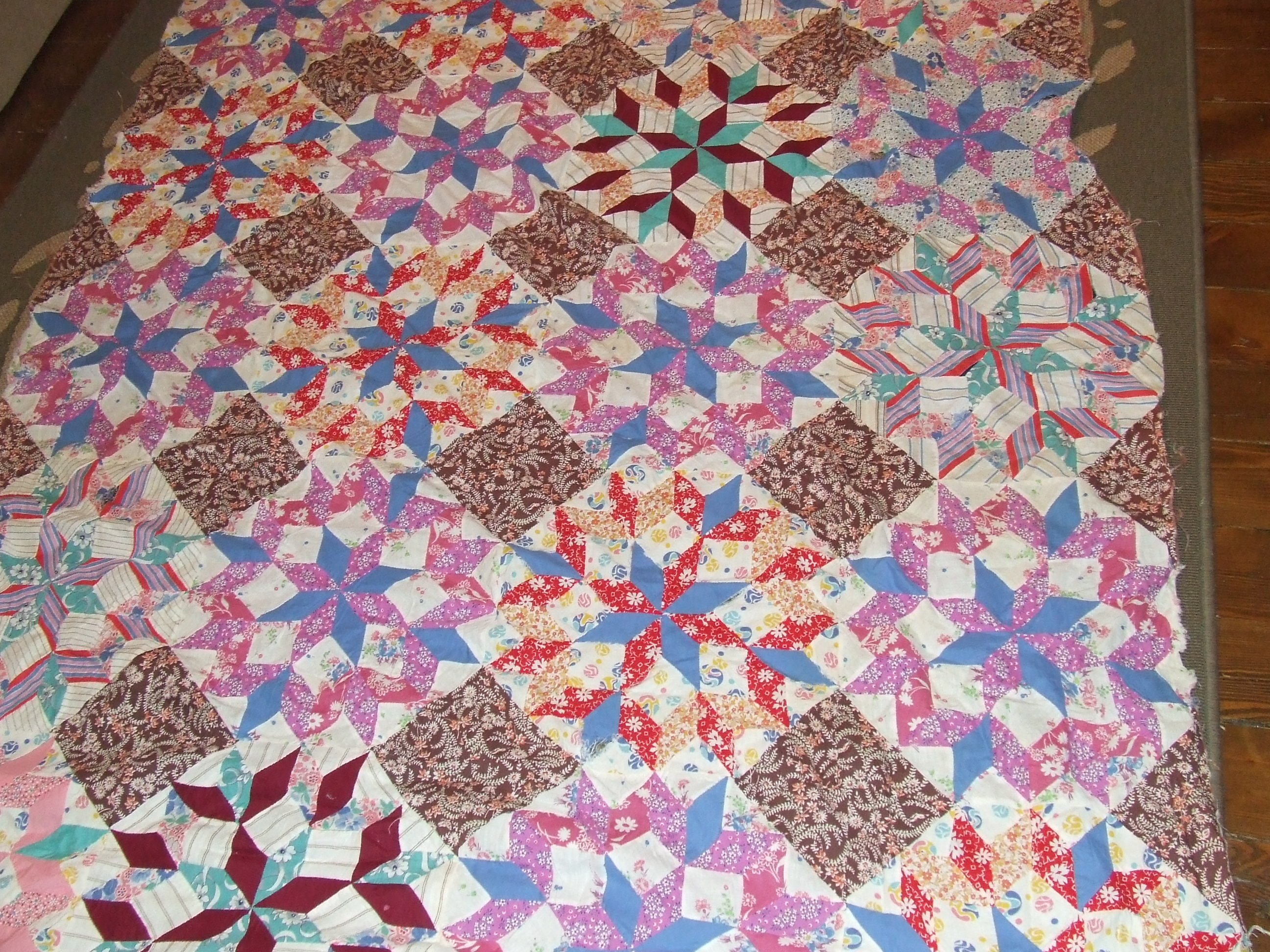 Scrappy Quilts | Tim Latimer - Quilts etc