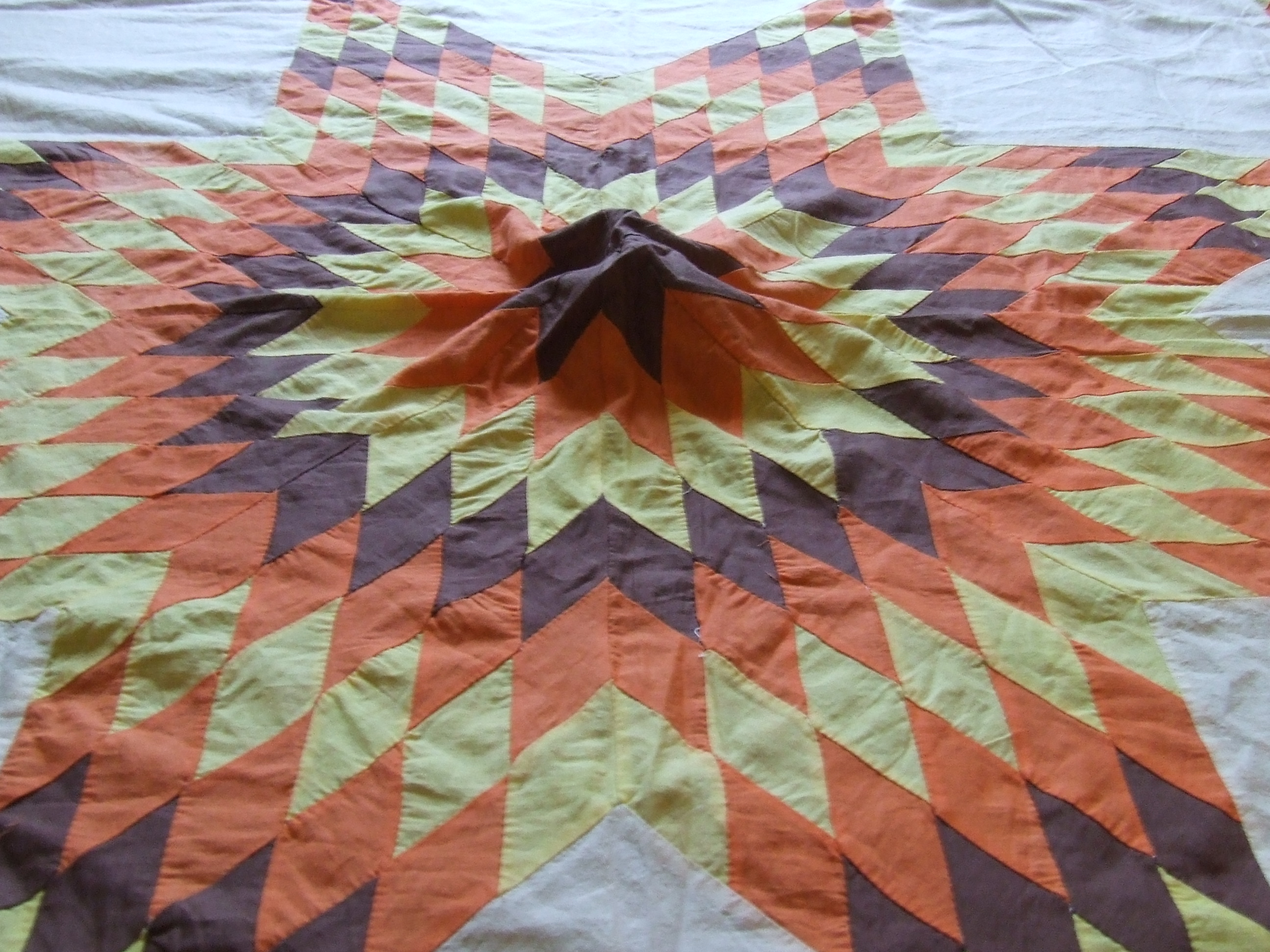 Vintage Lone Star | Tim Latimer - Quilts etc : lone star quilt pattern - Adamdwight.com
