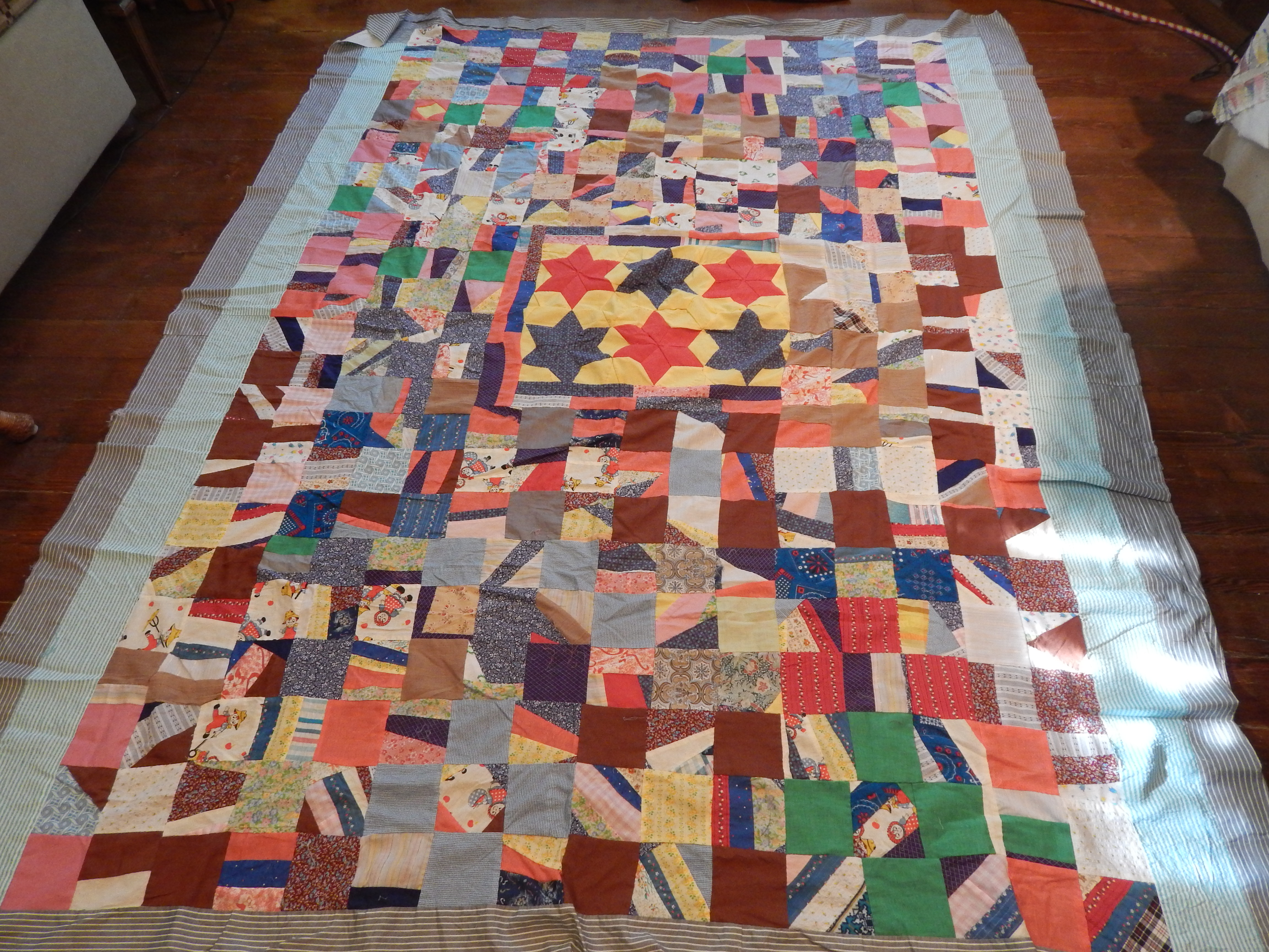 Vintage Quilt Tops | Tim Latimer - Quilts etc : vintage quilt tops - Adamdwight.com