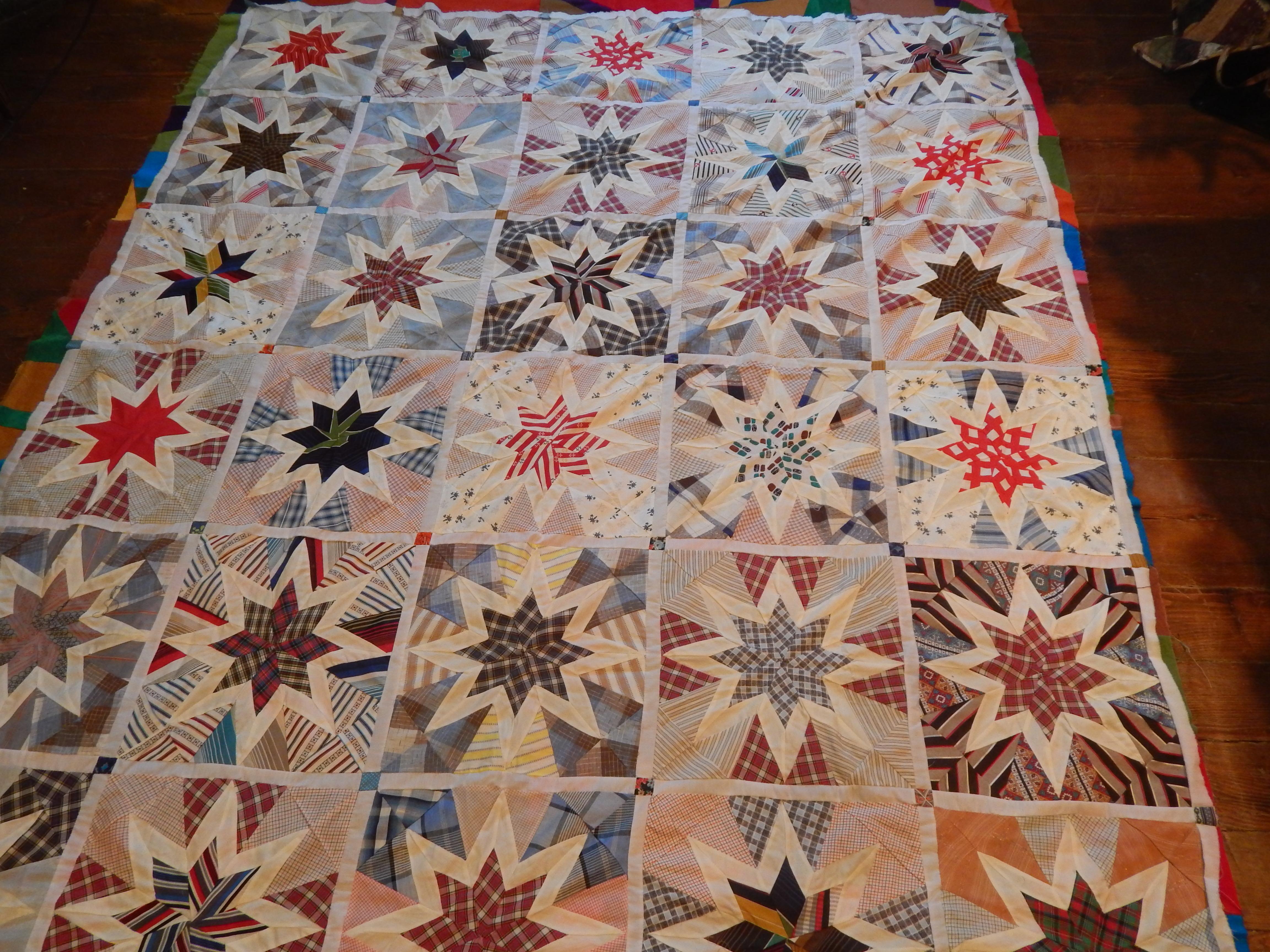 Corduroy quilt | Tim Latimer - Quilts etc : corduroy quilts - Adamdwight.com