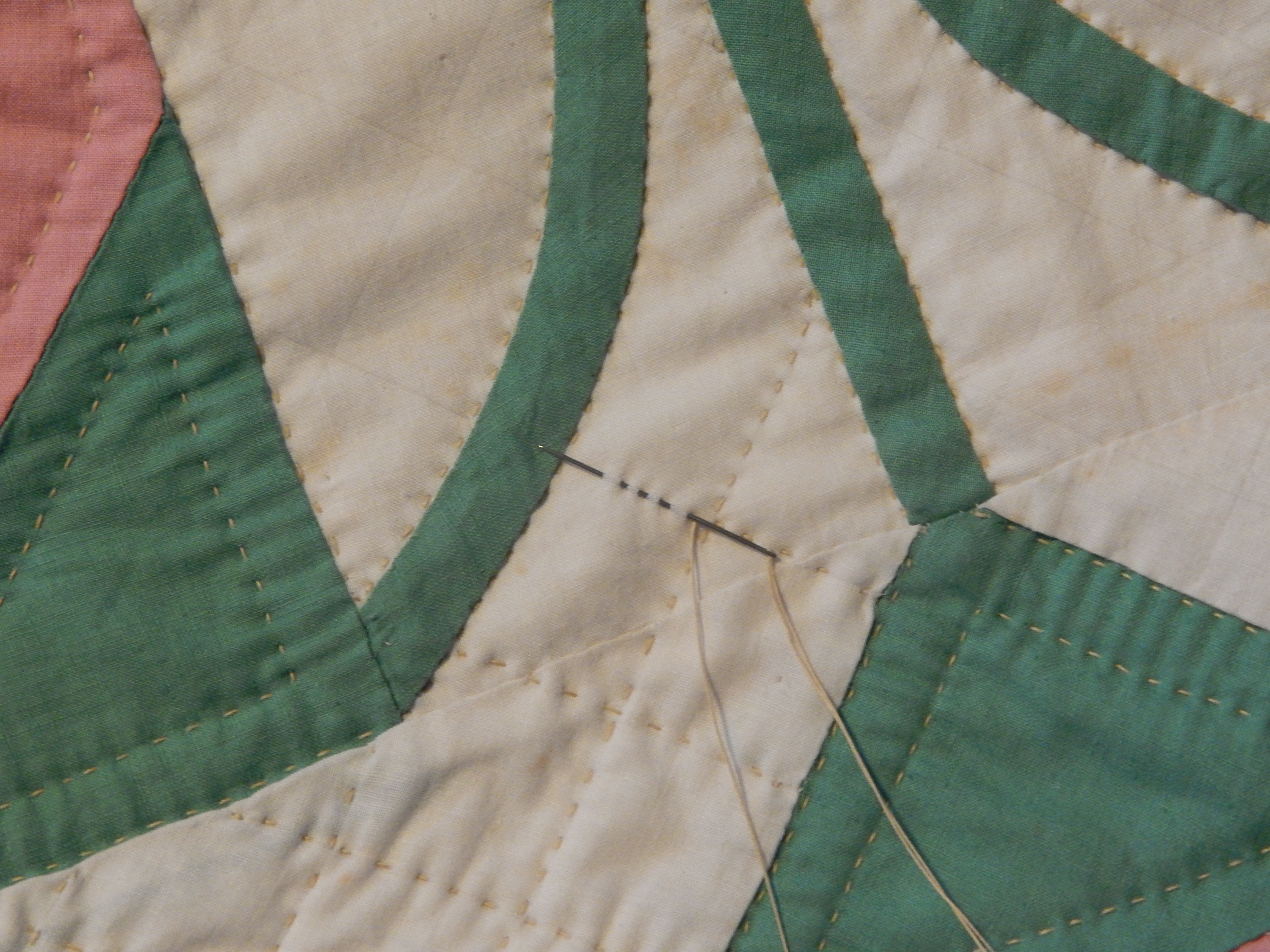 Stitch Regulation in Hand Quilting…should the back look the same ...