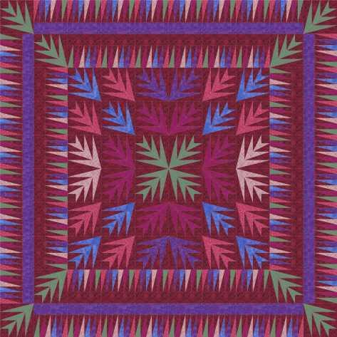 Batik plan