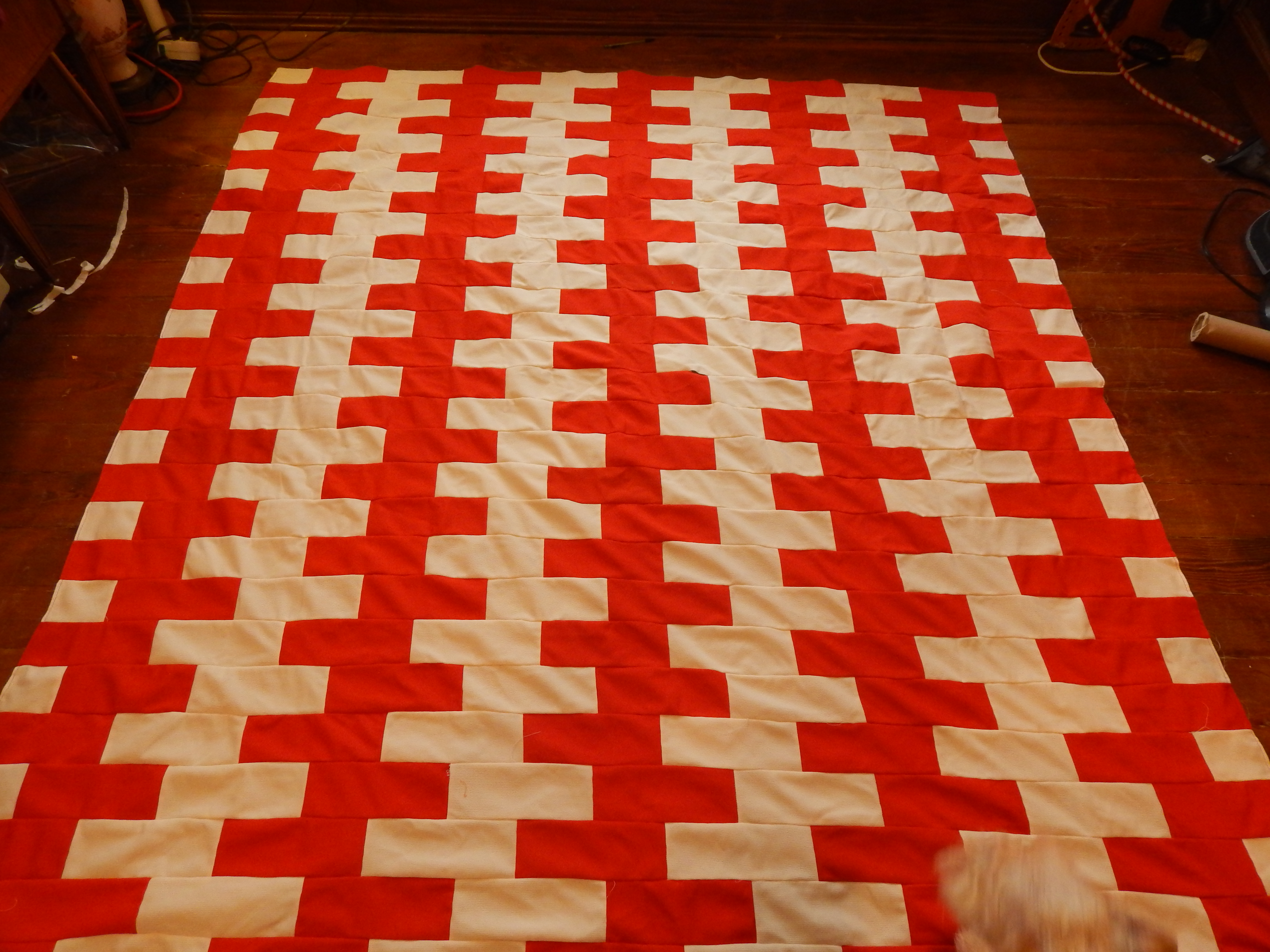 Polyester Double Knit Quilt Tim Latimer Quilts Etc