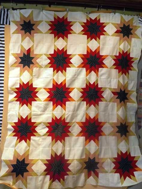 Blazing Star Pieced 009