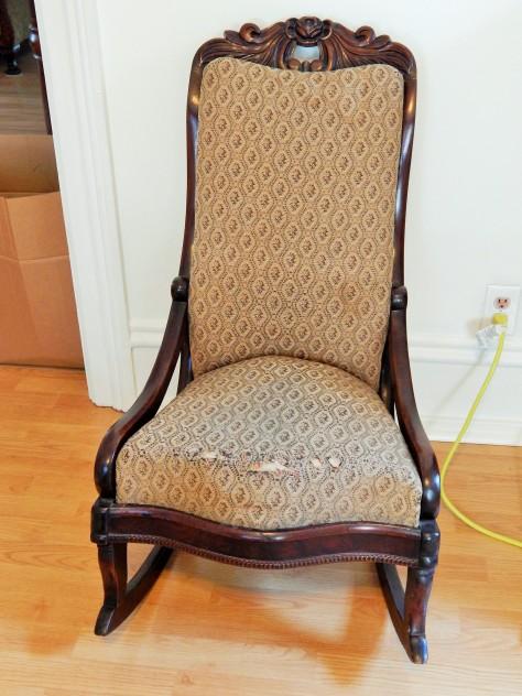 Rocking Chair Tim Latimer Quilts Etc