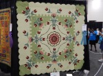 The hand quilting winner