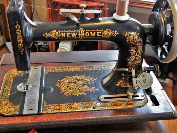 New Home Sewing Machine Tim Latimer Quilts Etc Inspiration New Home Sewing Machine Models